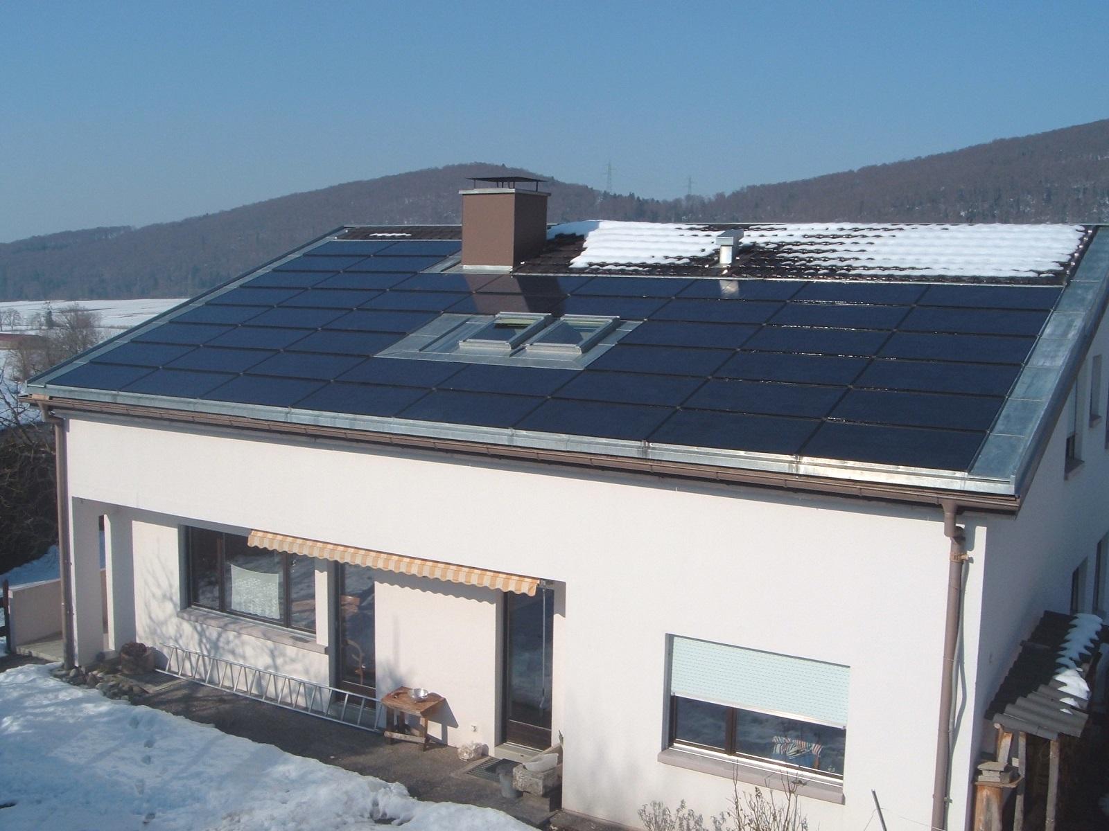 Koutec - cellules photovoltaïques en Suisse romande