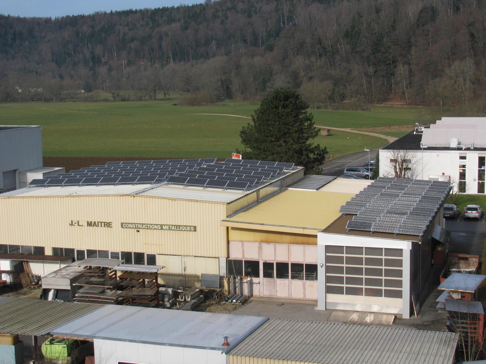 Koutec Sàrl - installations solaires en Suisse