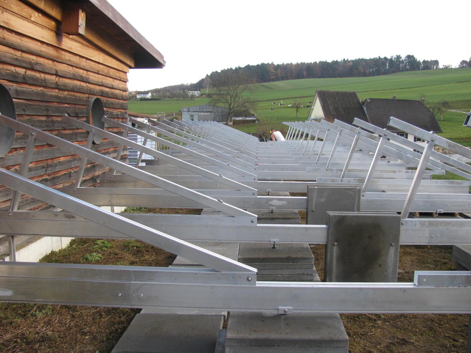 Koutec - installations solaires en Suisse