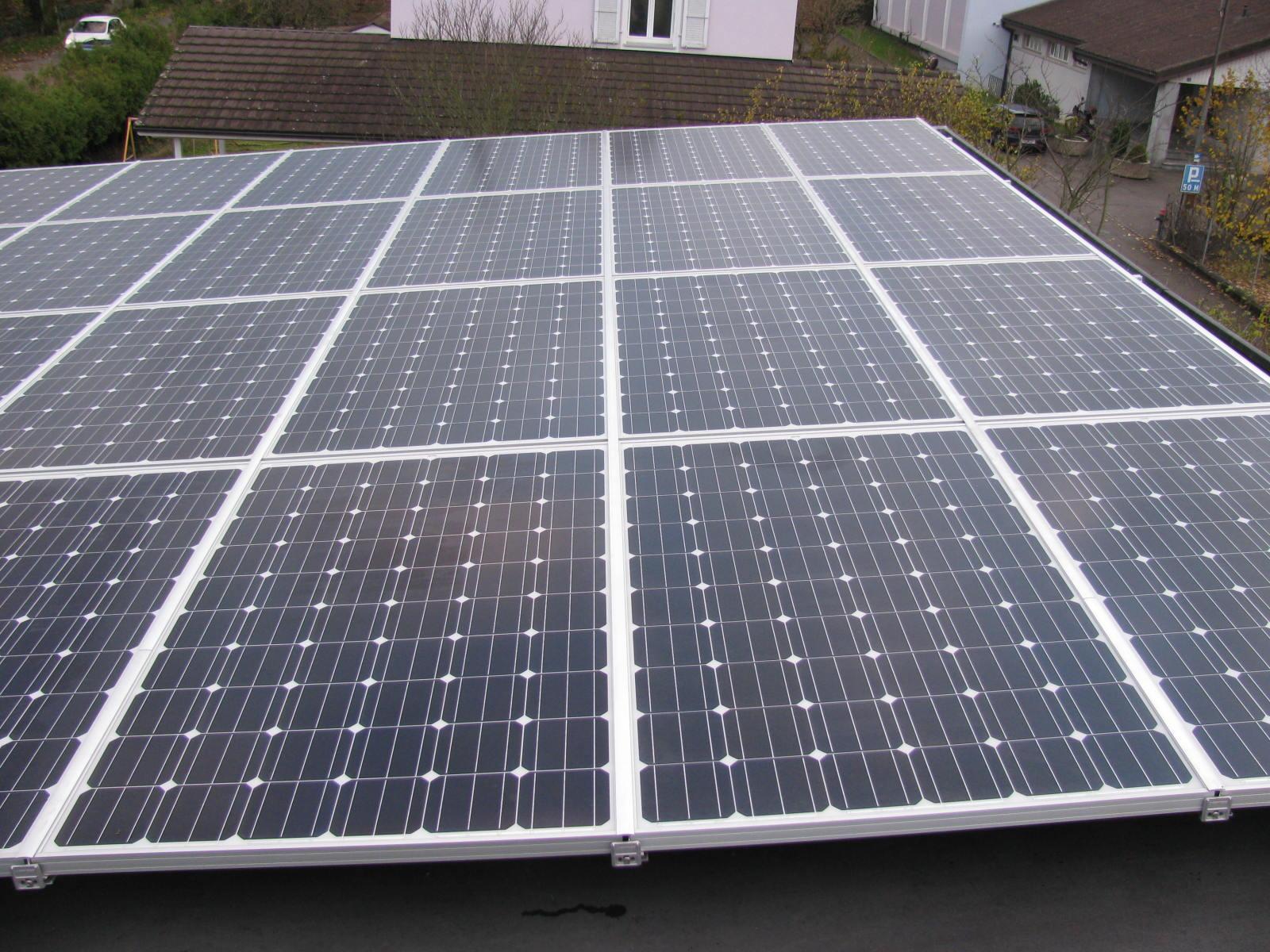 Koutec - cellules photovoltaïques en Suisse