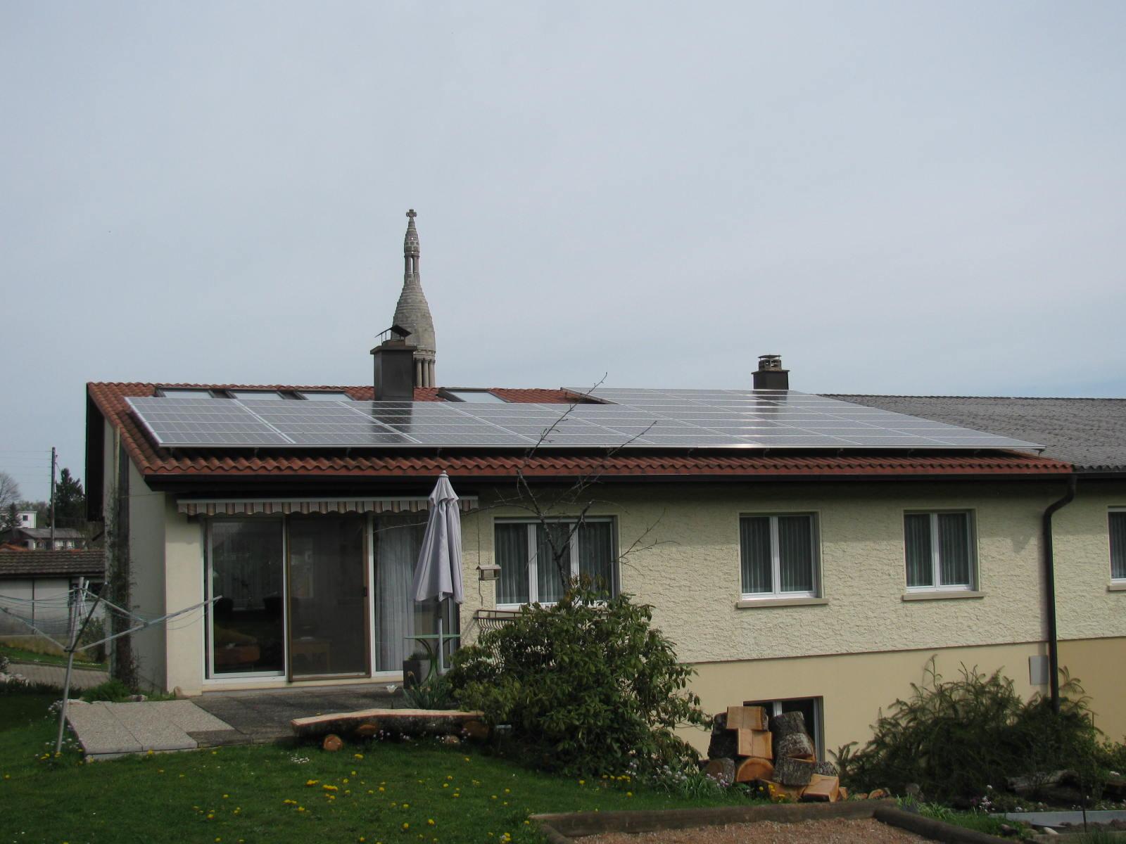 Installations solaires - Koutec Sàrl